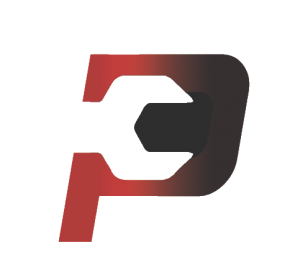 Prado's Quality P Logo Transparent