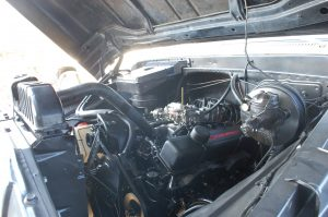 under the hood8