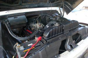 under the hood2