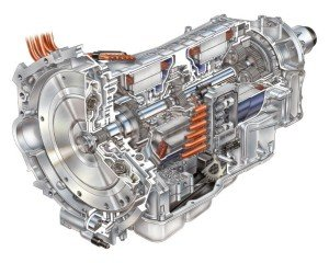 Two-Mode Hybrid Transmission